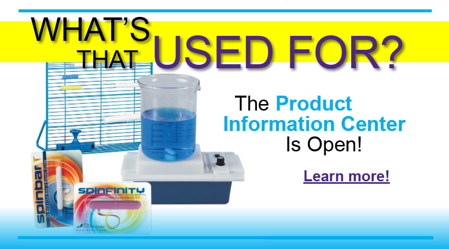 Image: Product Information Center