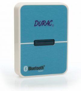 Image:  DURAC® Bluetooth Thermometer Hygrometer!