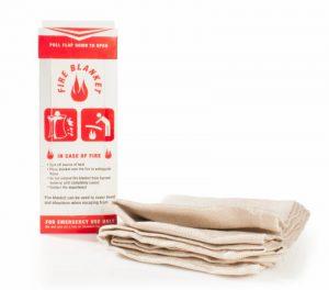 Image:  Fire Blanket