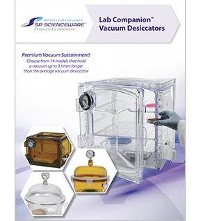 Image: Lab Companion Vacuum Desiccators