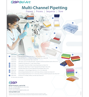 Image: Multi-Channel Pipetting