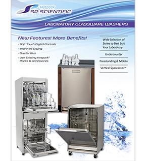 Image: SP Scientific Glassware Washer Brochure