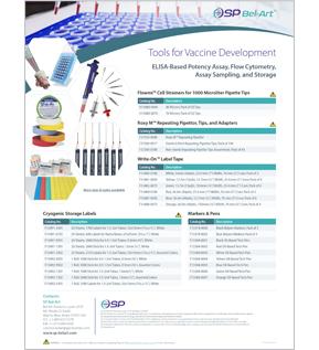 image: SP Bel-Art Tools for Vaccine Development-Assays