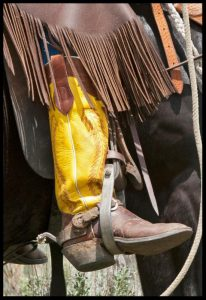 Image:  Western Boots