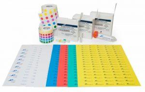 Image: New Cryogenic Storage Labels