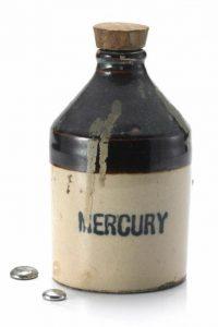 Image:  Mercury Bottle