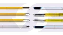 Image:  Mercury Exchange Thermometers
