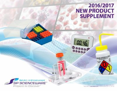 Image: New Product Supplement 2016/2017