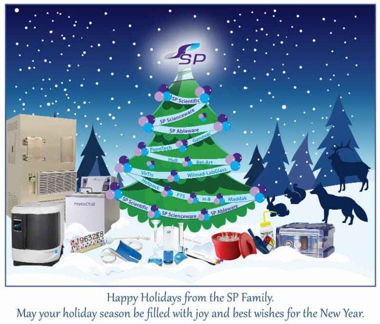 Image: SP Holiday Wishes
