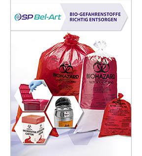 Image: SP Bel-Art Bio-Gefahrenstoffe Richtig Entsorgen