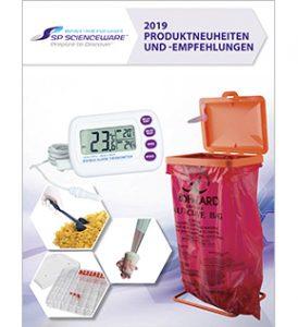 Image: SP Scienceware - Produktneuheiten und Empfehlungen