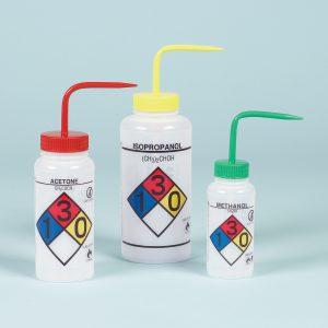 Image: GHS Wash Bottles