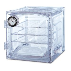 Image: bel-Art Lab Compnion cabinet style vacuum desiccator - 35 liter - Ask Lab Guy
