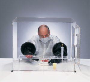 Bel-Art SidEntry Glove Box - Ask Lab Guy