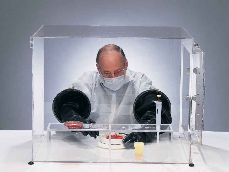 Bel-Art SidEntry Glove Box - Ask Lab Guy