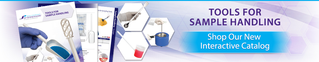 Tools for Sample Handling - domestic, only