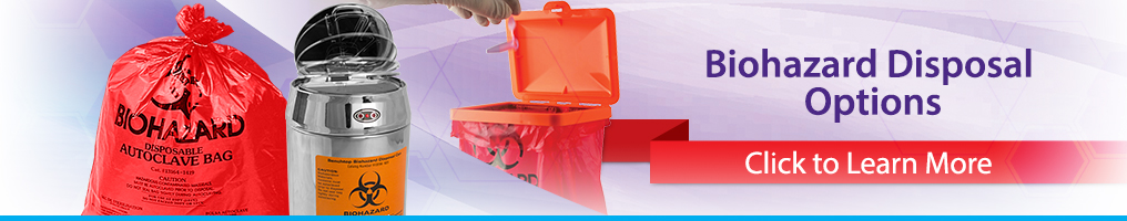 Biohazard Disposal Options - International