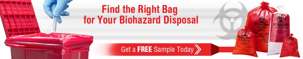 BioHazard Bags - Domestic