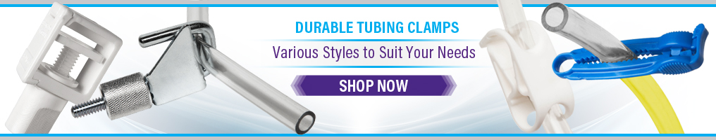 Durable Tubing Clamps (I)