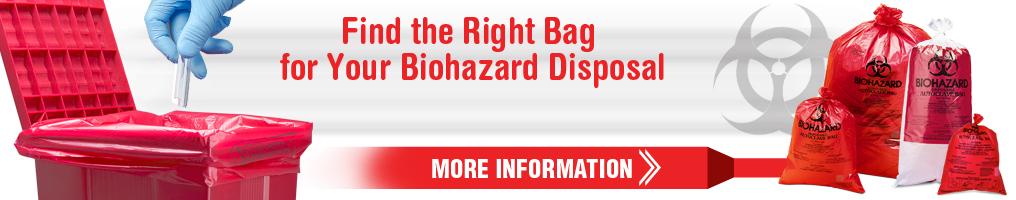 biohazard bags- international