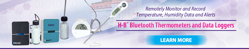 blue tooth data loggers - International