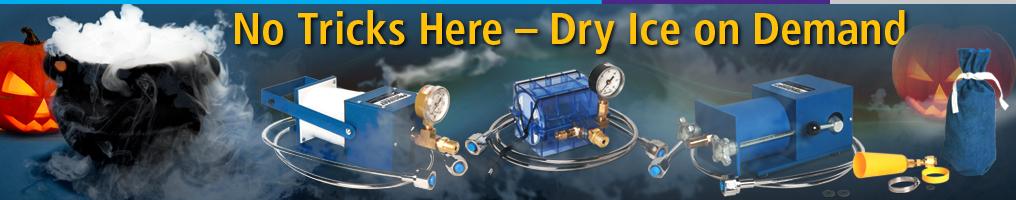 Frigimat Dry Ice Maker - Domestic