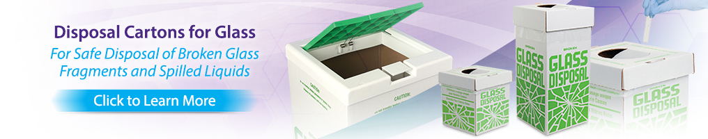Disposal Cartons- domestic, only