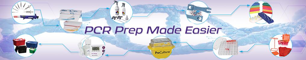 PCR Prep Made Easier - domestic