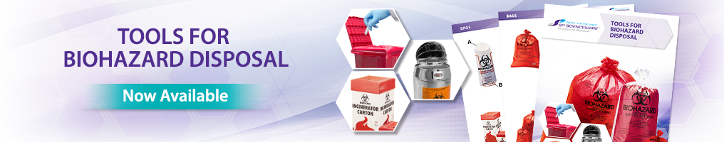 Tools for Biohazard Disposal (D)