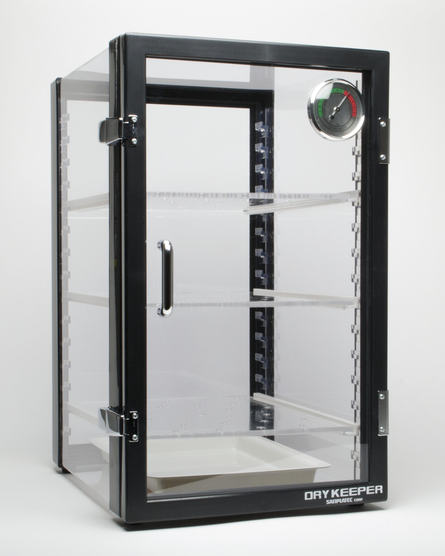 bel-art dry-keeper pvc vertical desiccator cabinet; 2.0 cu. ft
