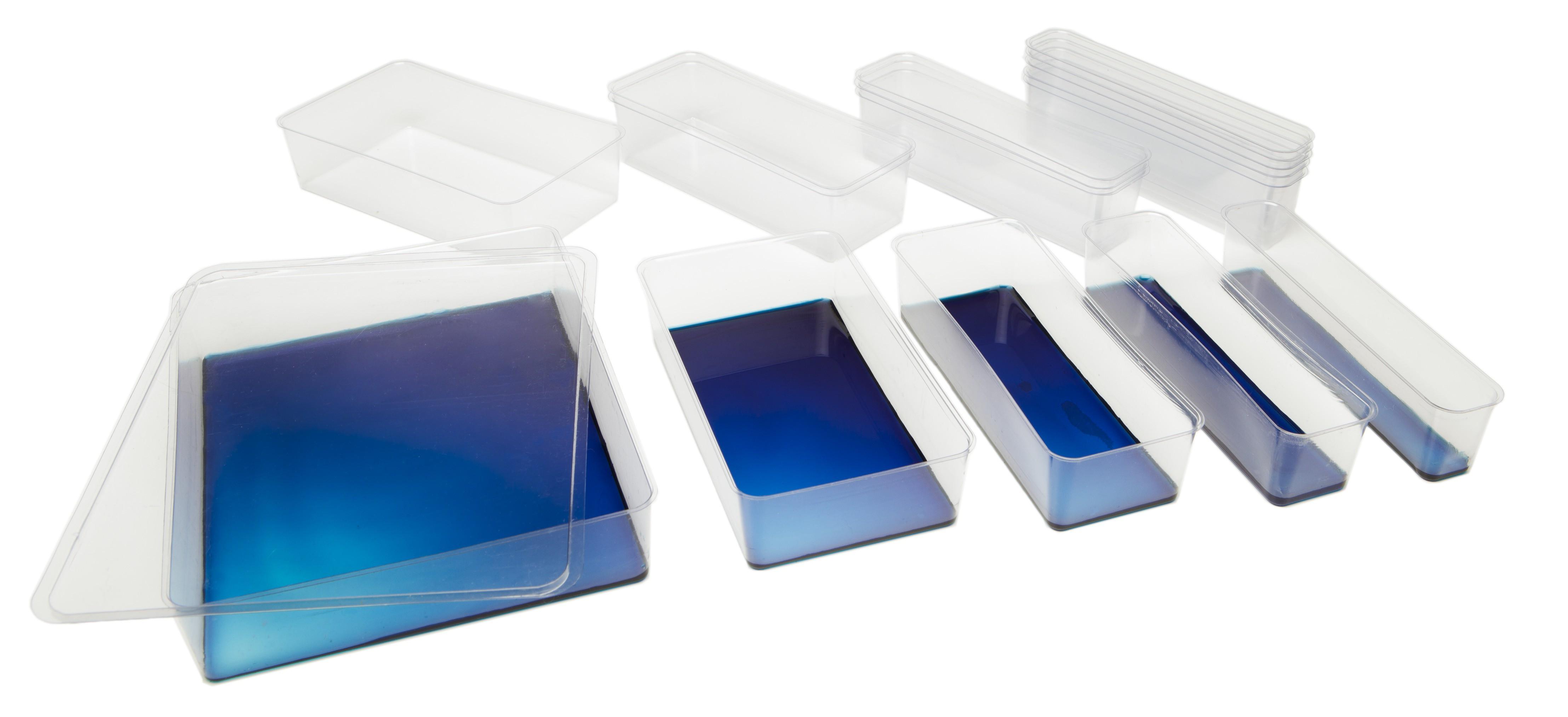 Bel-Art Antibody Saver Tray Sets, Disposable/Reusable Midi