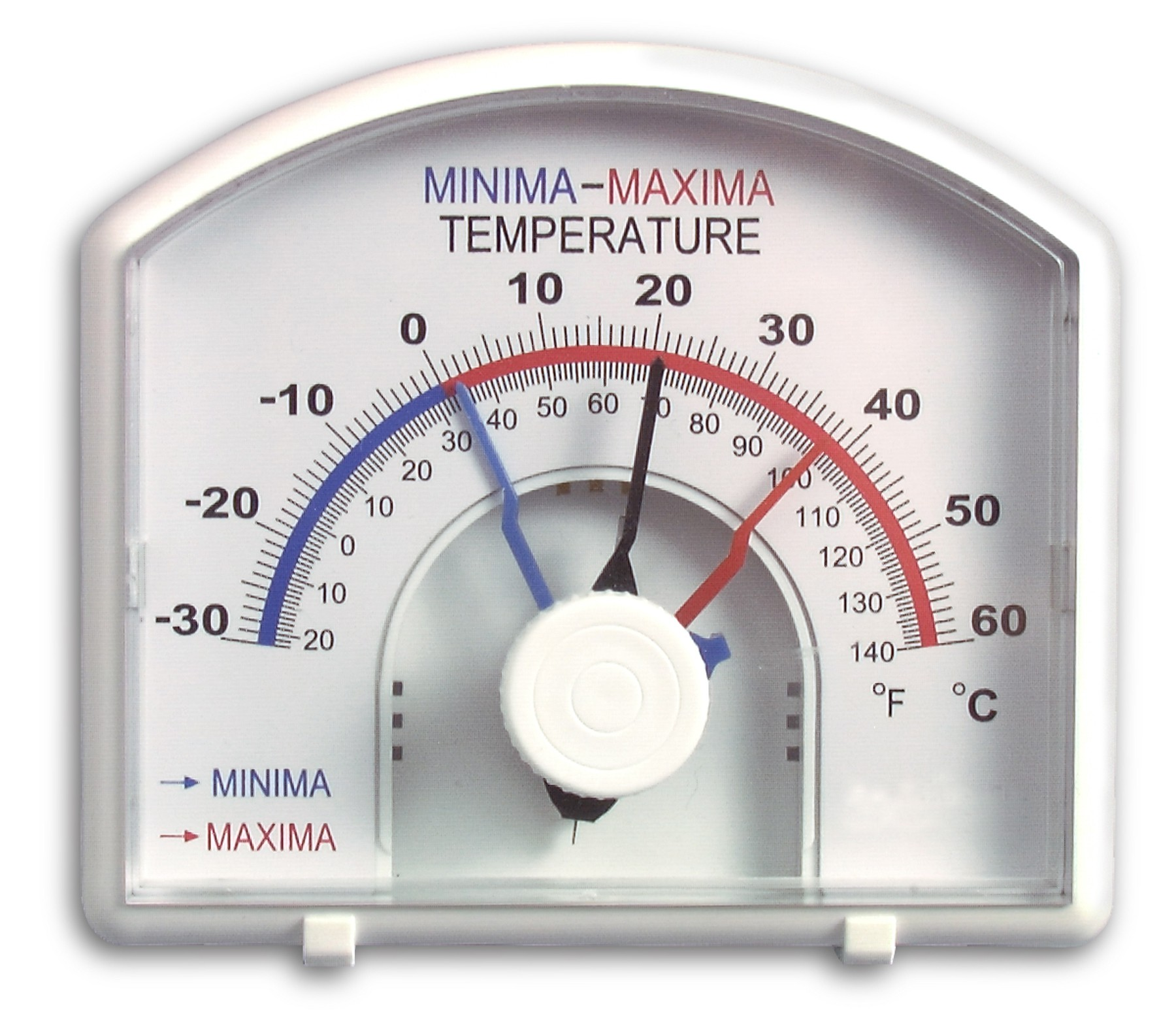 h b durac bi metallic min max thermometer default store view. Black Bedroom Furniture Sets. Home Design Ideas