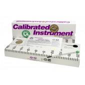H-B Enviro-Safe Calibrated Dry Block/Incubator Liquid-In-Glass Thermometer; Partial Immersion, Enviro-Safe Non-Toxic Liquid Fill