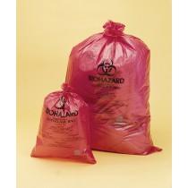 Biohazard Disposal Bags – Red