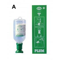 PLUM Open Eye Wash Stations