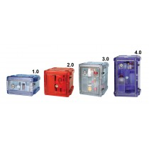 Secador 1.0, 2.0, 3.0 and 4.0 Vertical Desiccator Cabinets