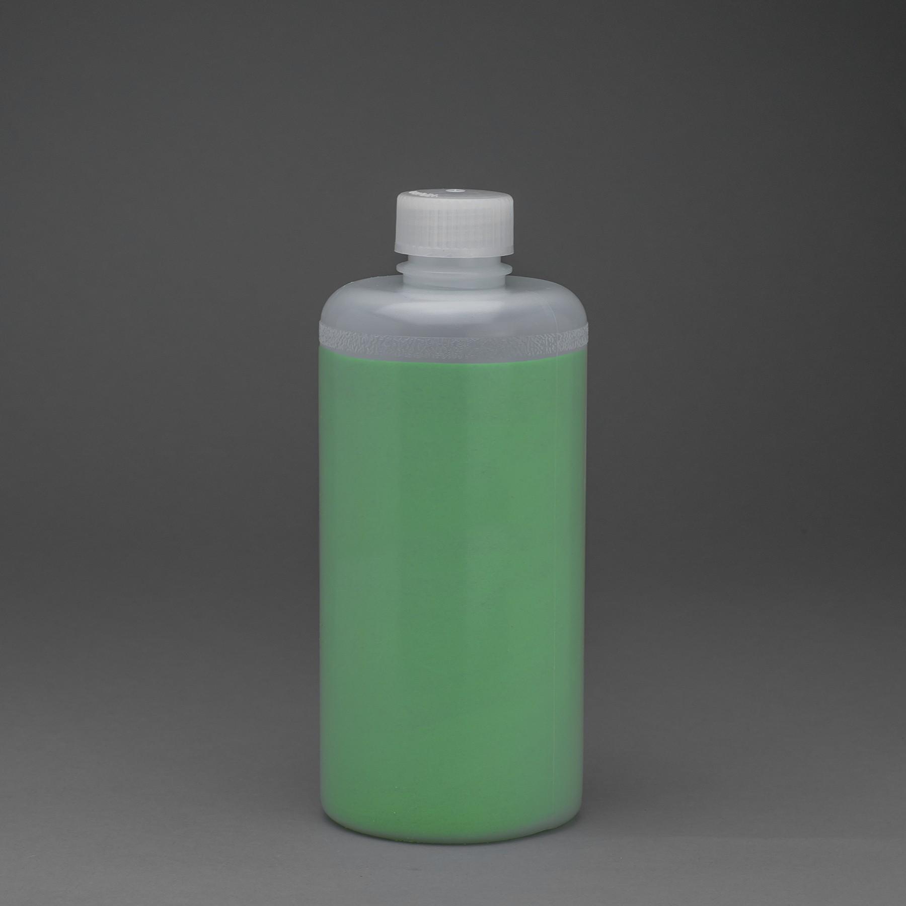 SP Bel-Art Precisionware Narrow-Mouth Low-Density Polyethylene Bottles; 500ml (16oz), Polypropylene Cap, 28mm Closure (Pack of 12)