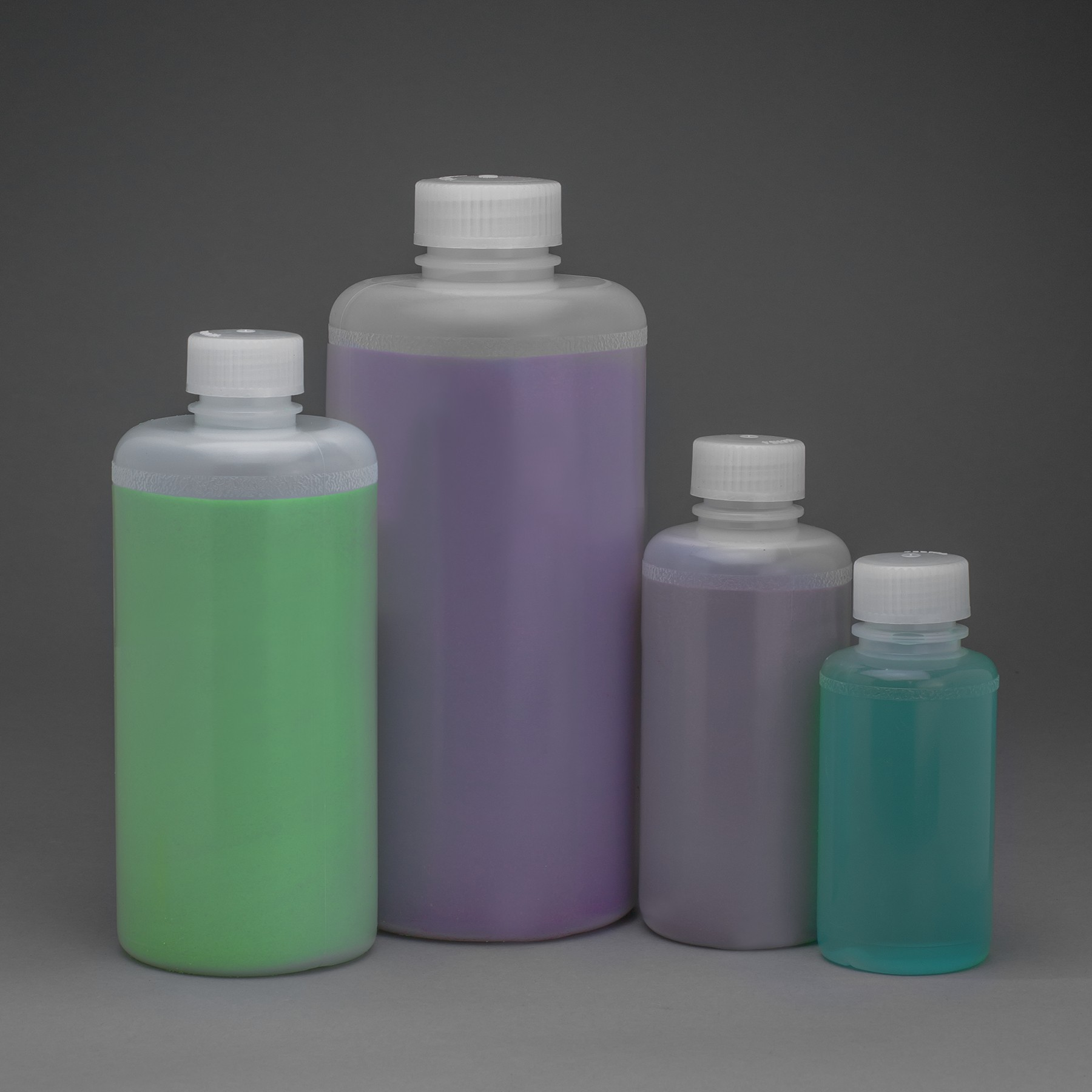 Precisionware Narrow-Mouth Bottles – Low-Density Polyethylene