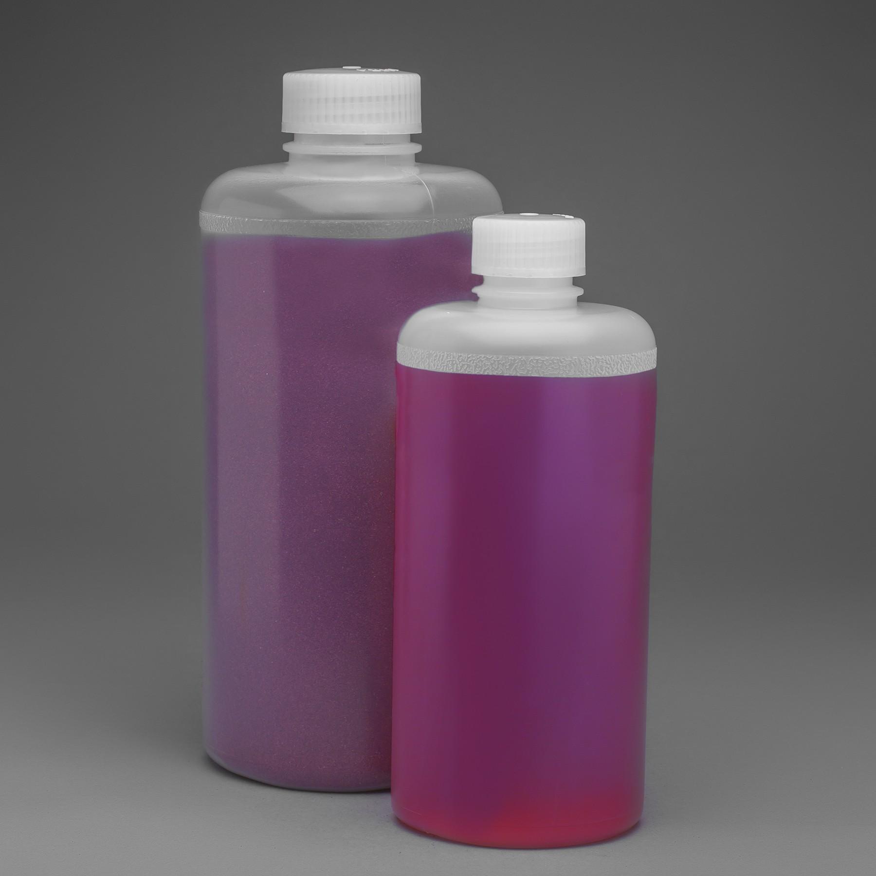 Precisionware Narrow-Mouth Bottles – Autoclavable Polypropylene