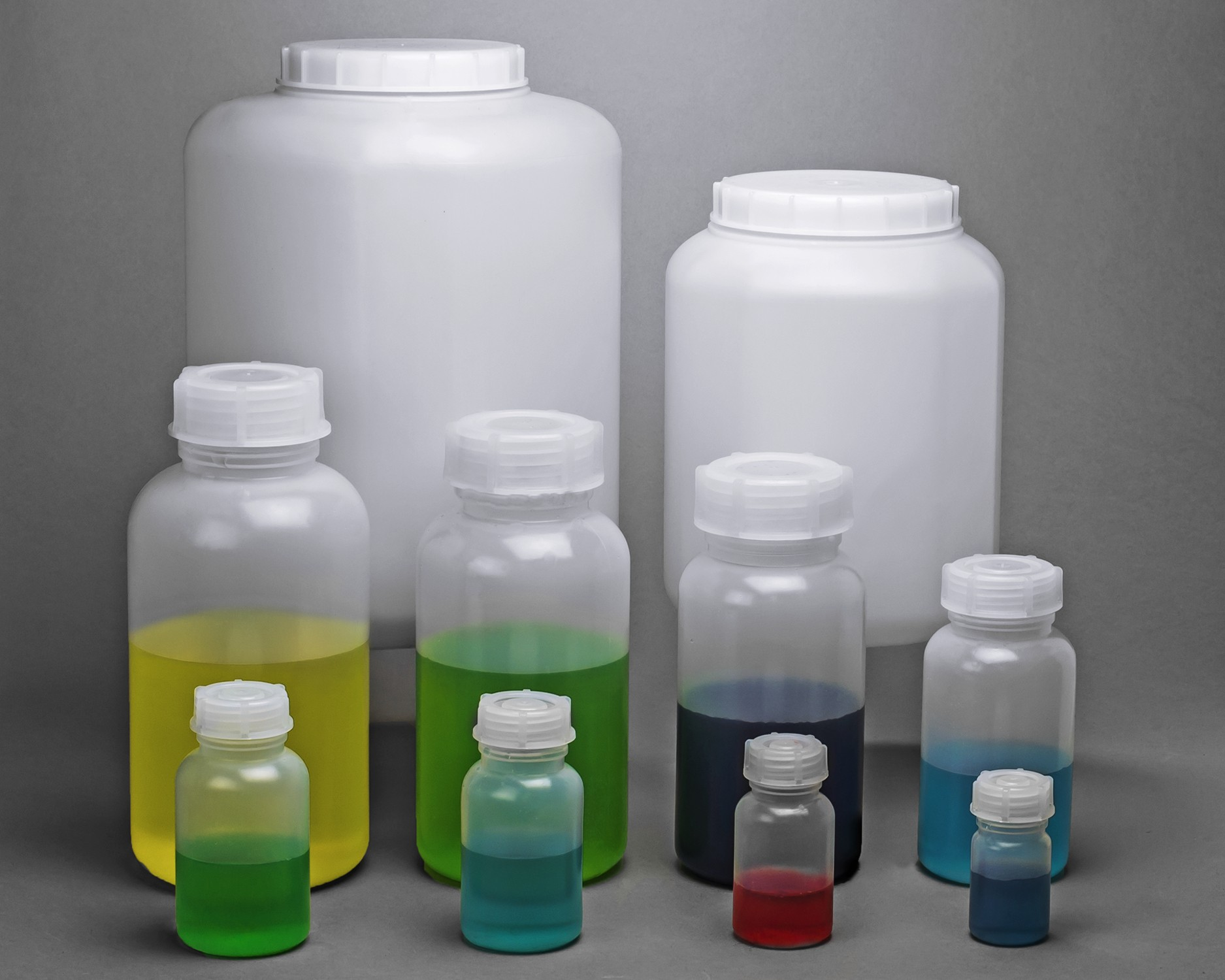 Wide-Mouth Bottles – Heavy Duty Closure