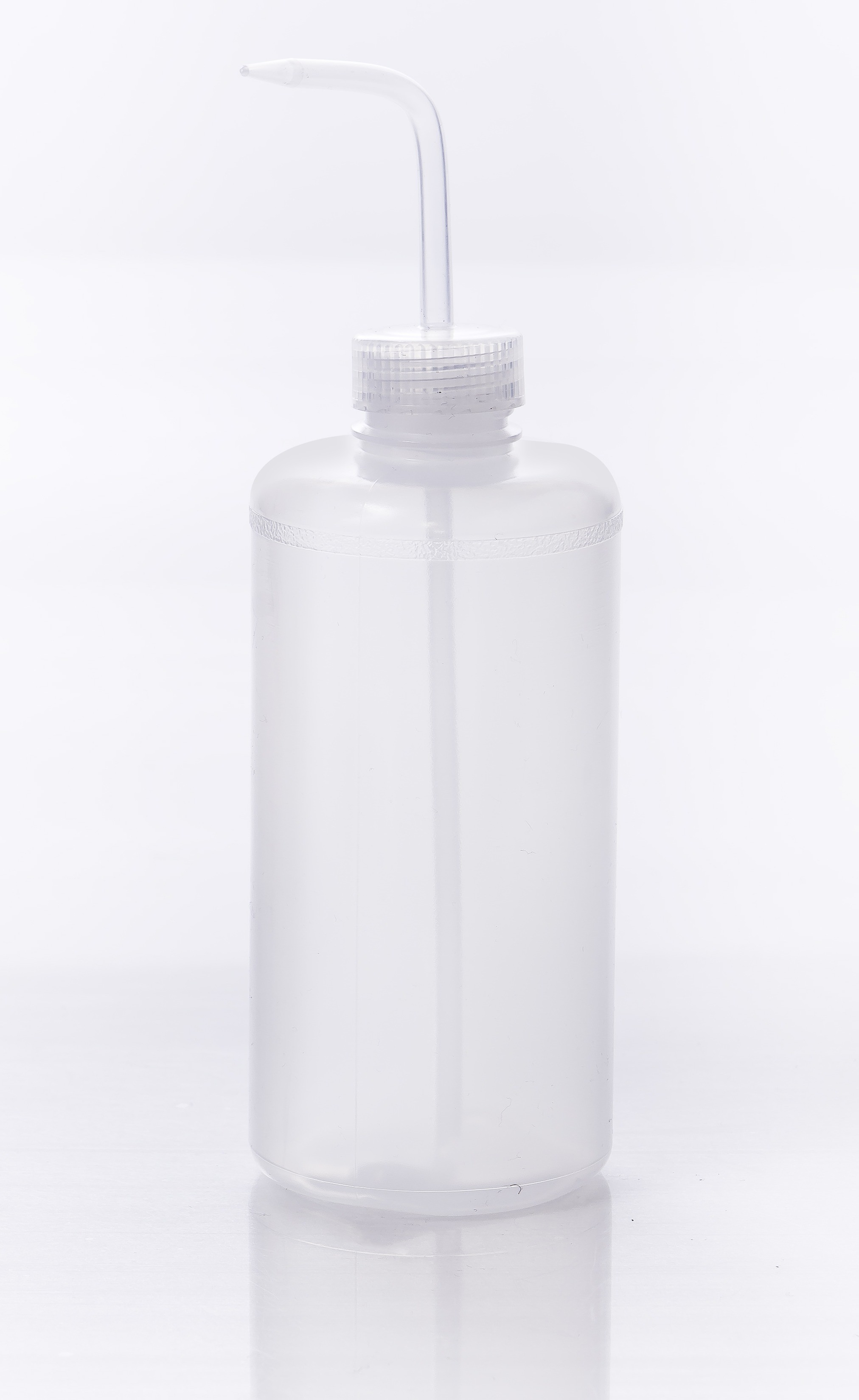 SP Bel-Art Narrow-Mouth 1000ml (32oz) Polyethylene Wash Bottles; Natural Polypropylene Cap, 38mm Closure (Pack of 12)