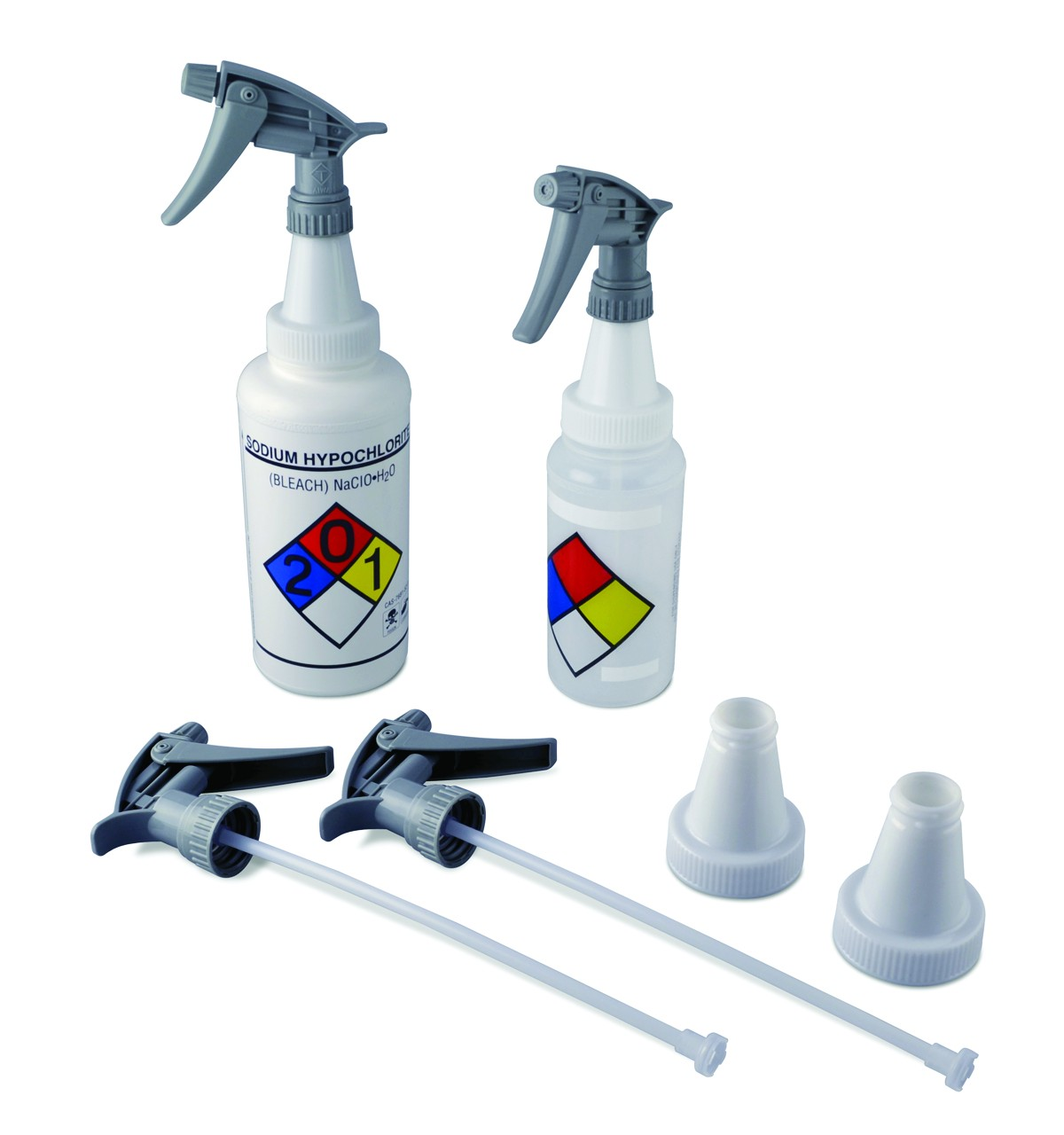 Trigger Sprayers w/ 53mm Adapters