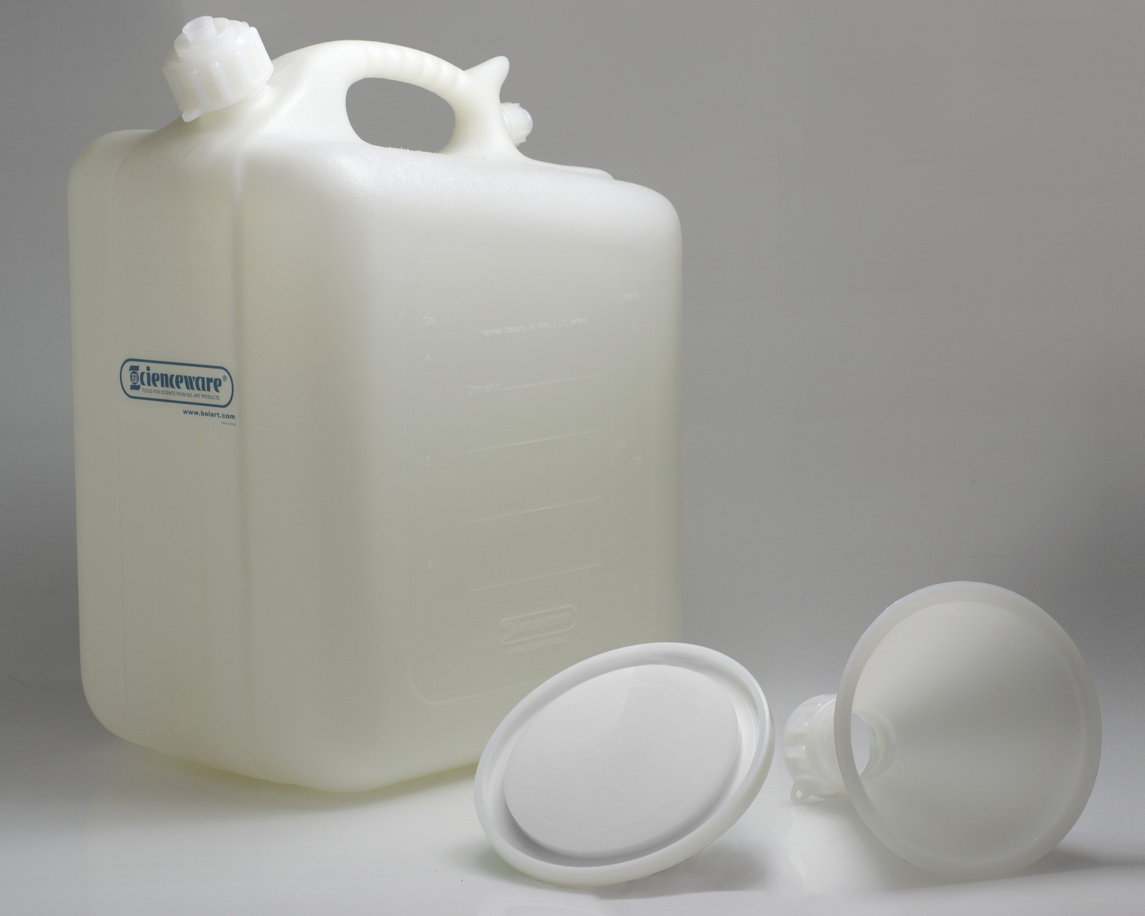 Safety Waste Jug