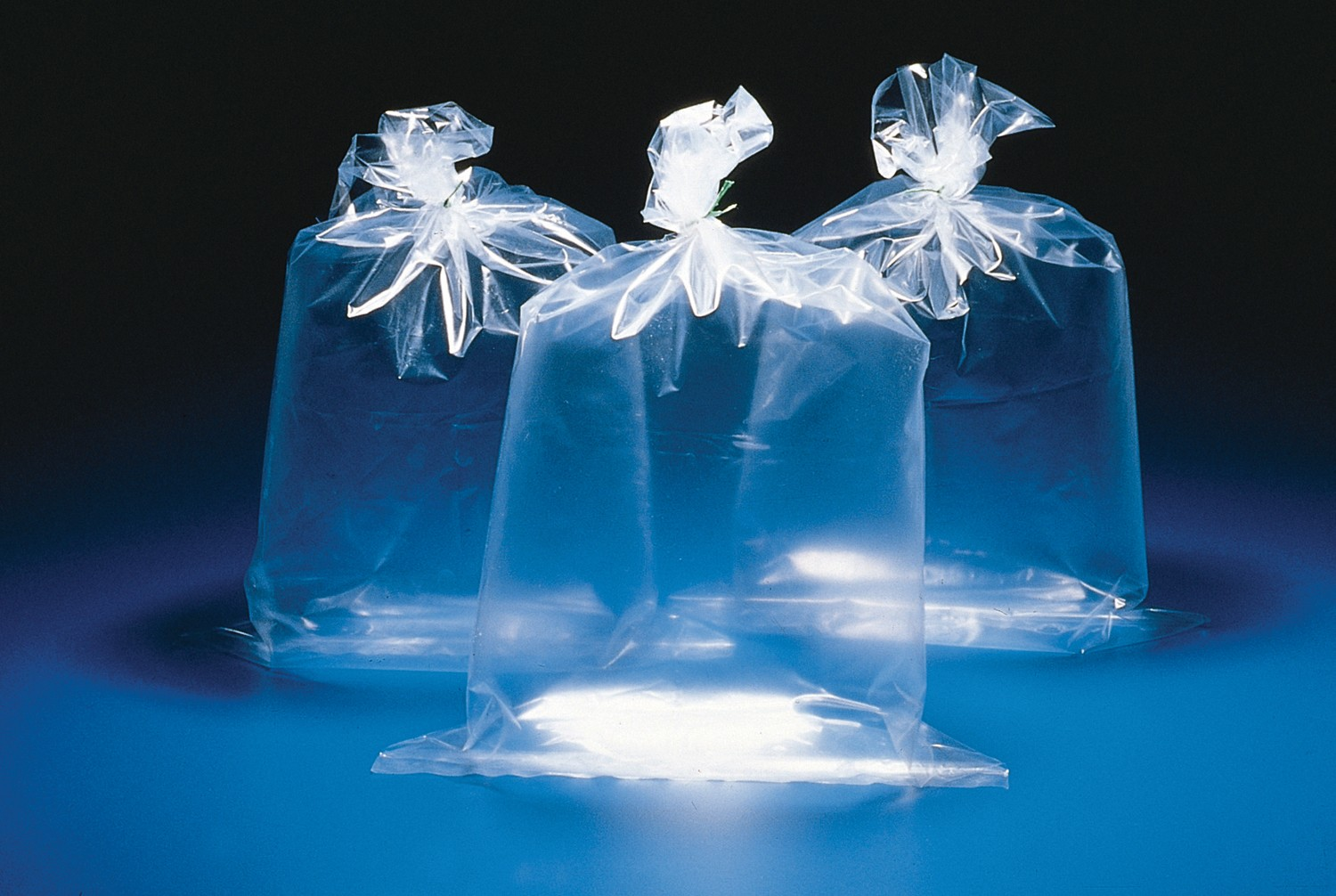 SP Bel-Art Utility Bags; 1.5 mil Thick, 12W x 18 in. H, Transparent Polyethylene (Pack of 100)