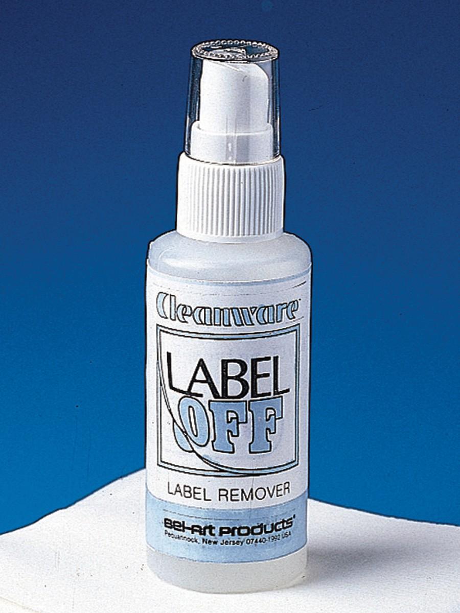 Bel-Art Cleanware Label-Off Label Remover