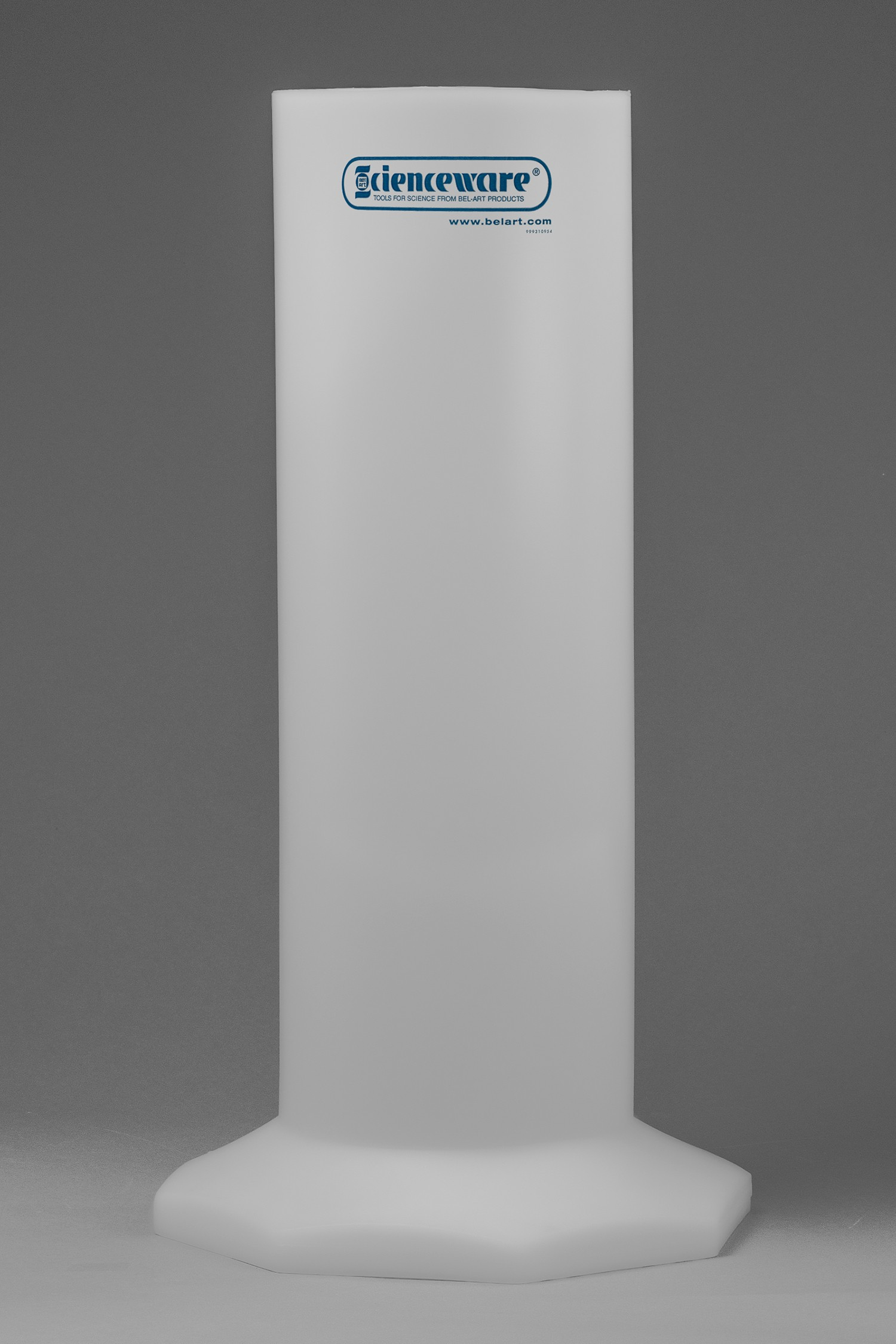 SP Bel-Art Polyethylene Pipette Jar (6 x 18 in.) for Cleanware Pipette Rinsing System