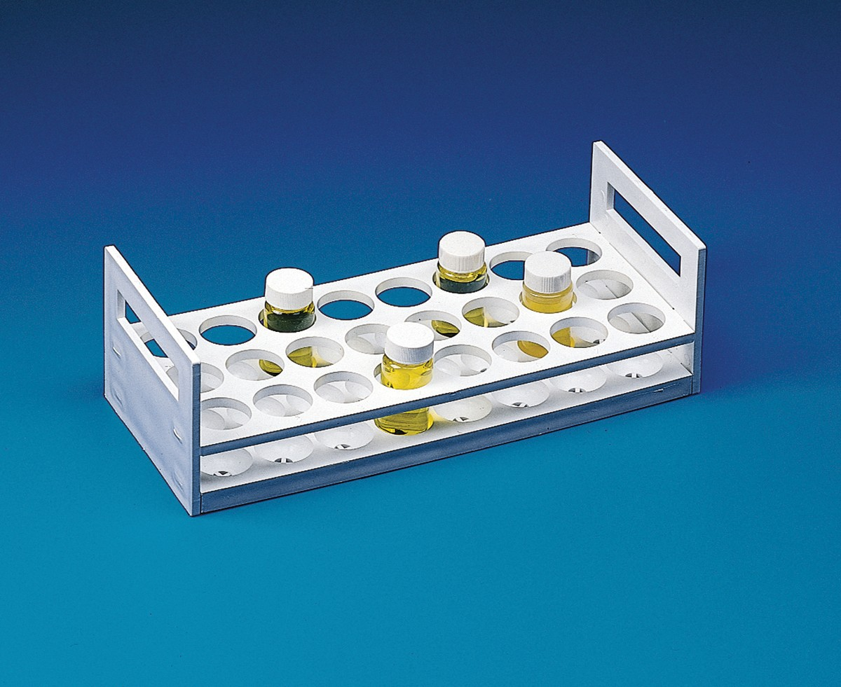 Scintillation Vial Rack
