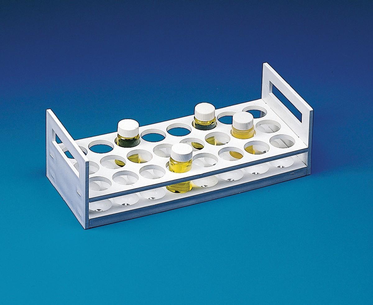 Scintillation Vial Rack