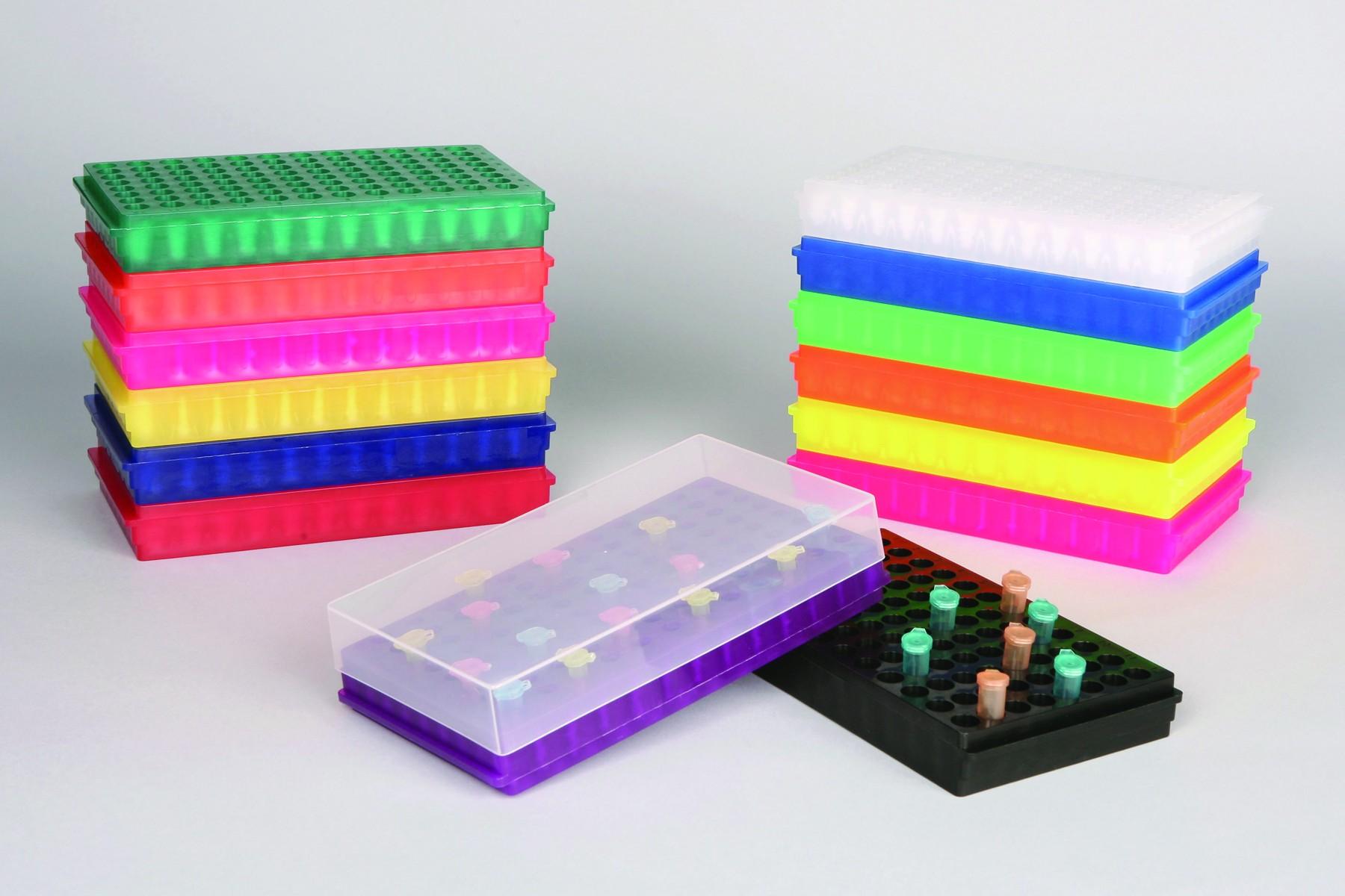 96-Well Microcentrifuge Tube Racks