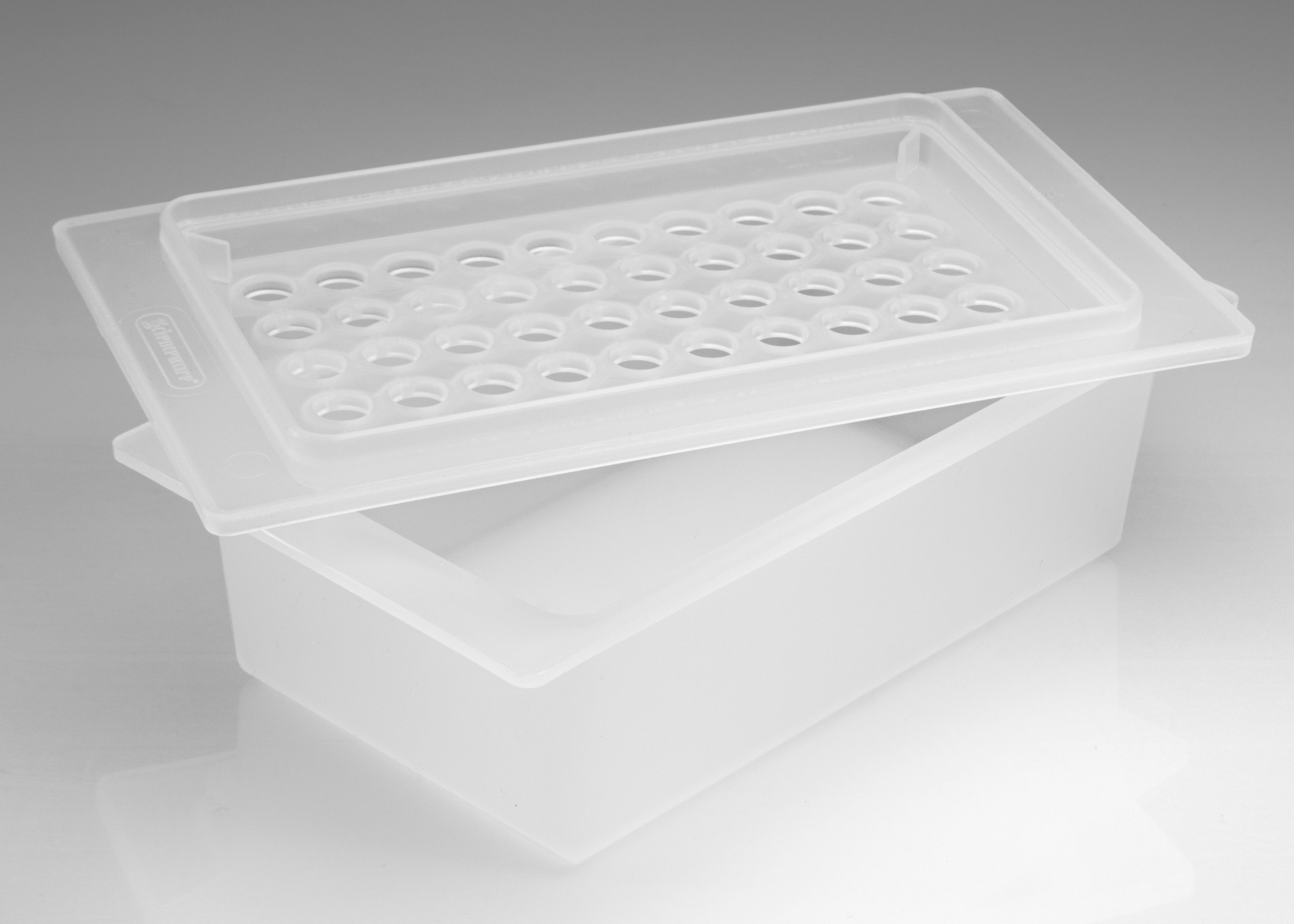 SP Bel-Art Microcentrifuge Tube Ice Rack/Tray; For 1.5ml Tubes, 50 Places